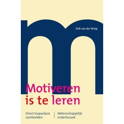 Motiveren is te leren