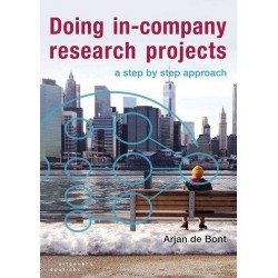 Doing in-company research projects
