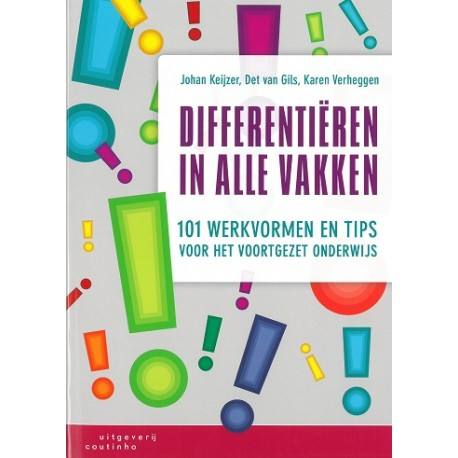 Differentiëren in alle vakken