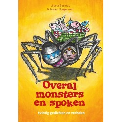 Overal monsters en spoken