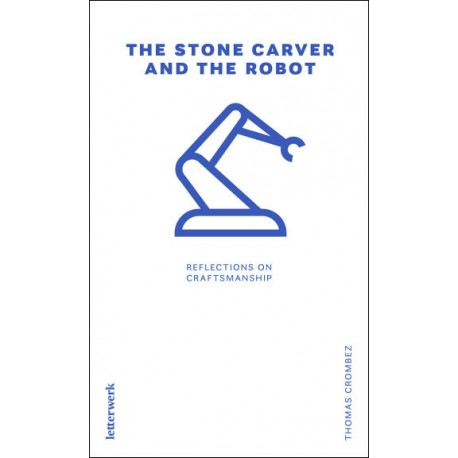 The stone carver and the robot